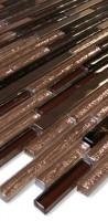 Glas-Metall Mosaik LADP05 Kupfer