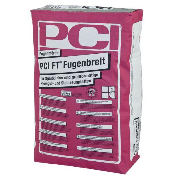 PCI FT Fugenbreit 1931 Fugenmörtel Farbe 31 Zementgrau 25 kg
