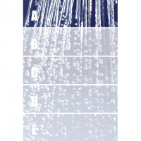 Privilege Dekor Rain A 29 x 100 Rektifiziert