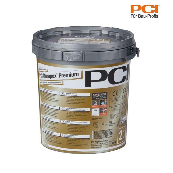 PCI Durapox Premium weiß Epoxidharzmörtel 2 kg