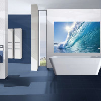 Hexa Dekor Ocean H 25 x 75