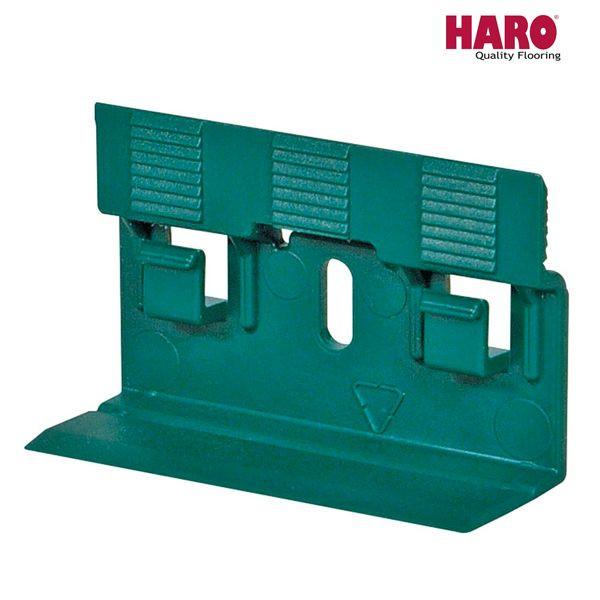 HARO Befestigungs-Clips für Stecksockelleisten 30 Stück
