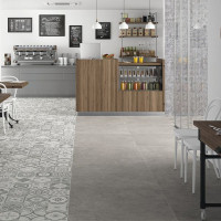 Peronda Ground Grey Soft 60 x 60 24937 Rektifiziert