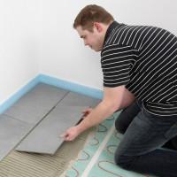 PEROBE Elektro-Fußbodentemperierung 2 m²