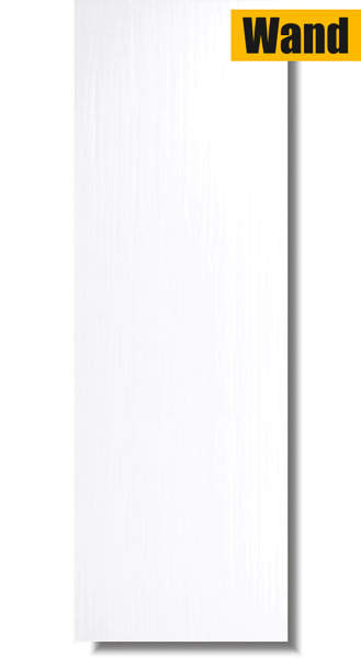 weiße Wandfliese Fusion White von Ibero Porcelanico