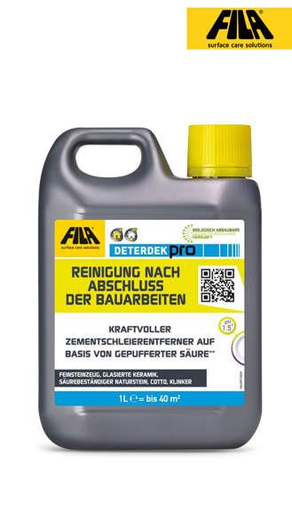 Reinigungskonzentrat zur saften Pflege von Oberflächen