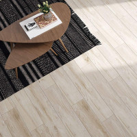 Holzoptik Fliese Eco Wood Beige 20 x 120 rektifiziert