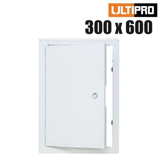 ULTIPRO Revisionstür Softline 300 x 600