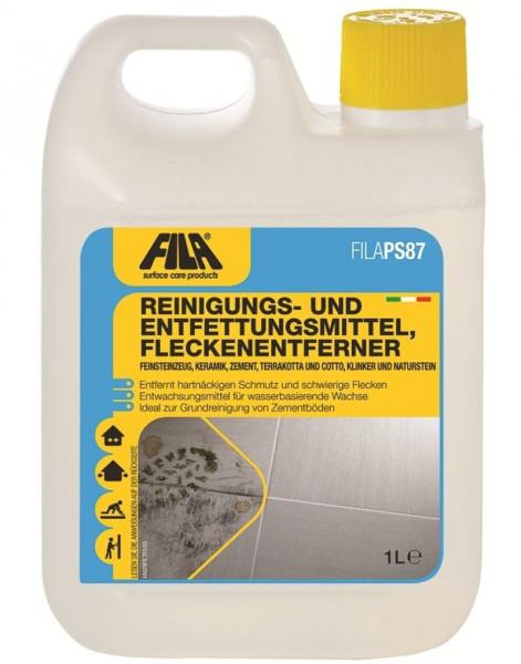FILA FilaPS87 Fettlöser Schmutzlöser Wachslöser 1 Liter