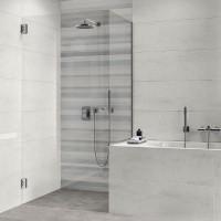 Villeroy & Boch Denim white washed canvas 33 x 100 1733 NM00 rektifiziert