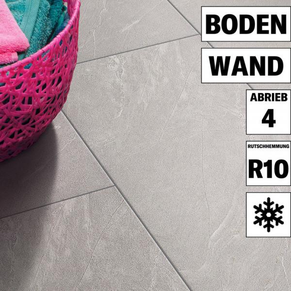 Bodenfliese aus Feinsteinzeug für Wand und Boden