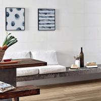 Light matt white weiß matt 35 x 100 rektifiziert