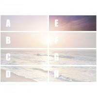 Hexa Dekor Sunrise E 25 x 75