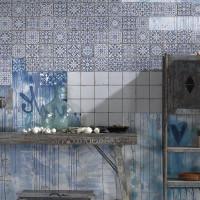 FS Faenza-B Blau 13618 33 x 33