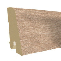 EGGER Sockelleiste L283 Woodwork Eiche 17 x 60 x 2400 mm